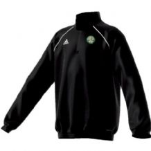 Belfast Celtic Cubs Adidas Core 18 Windbreaker Black/White Youth 2019